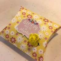 Dovecraft Blooming Lovely gift boxes