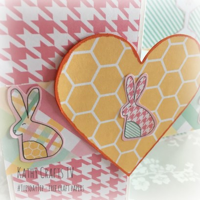 Free craft papers - Easter 2