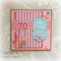 Free craft papers - sewing and knitting theme 5a