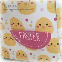 Free Easter craft papers 14