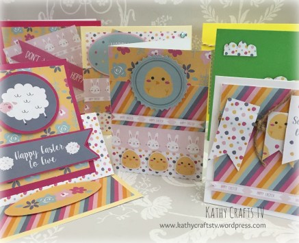 Free Easter craft papers