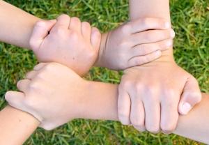 blog friendship heals