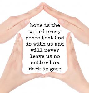 home is the weird crazy