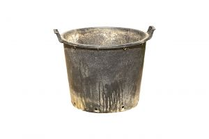bucket to go with rocks