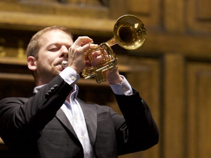 Caleb Hudson , Canadian Brass