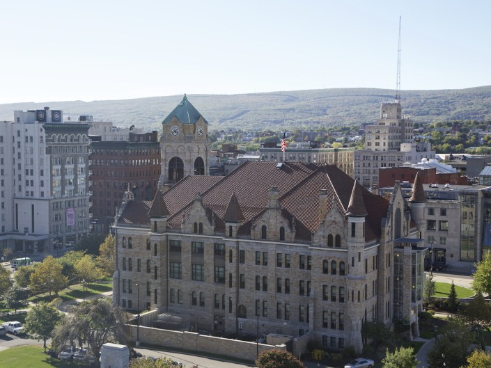 Scranton - County Courthouse