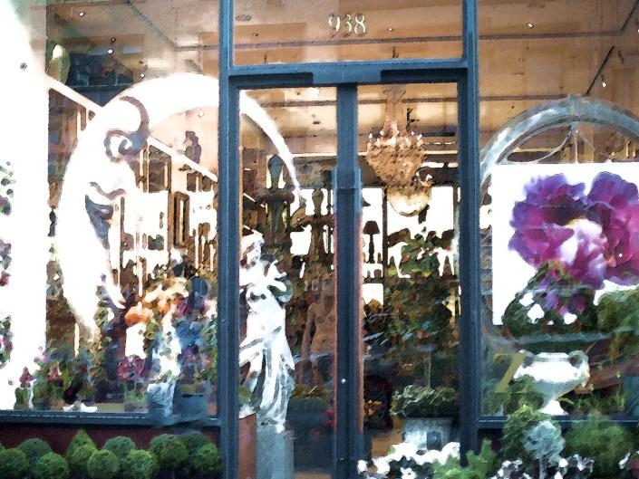 New York City, NYC, New York Flower Shop