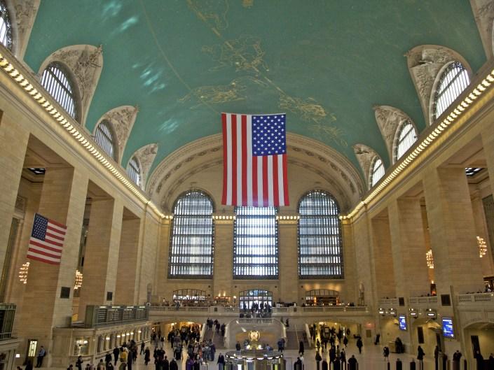 , New York City, New York, Grand Central