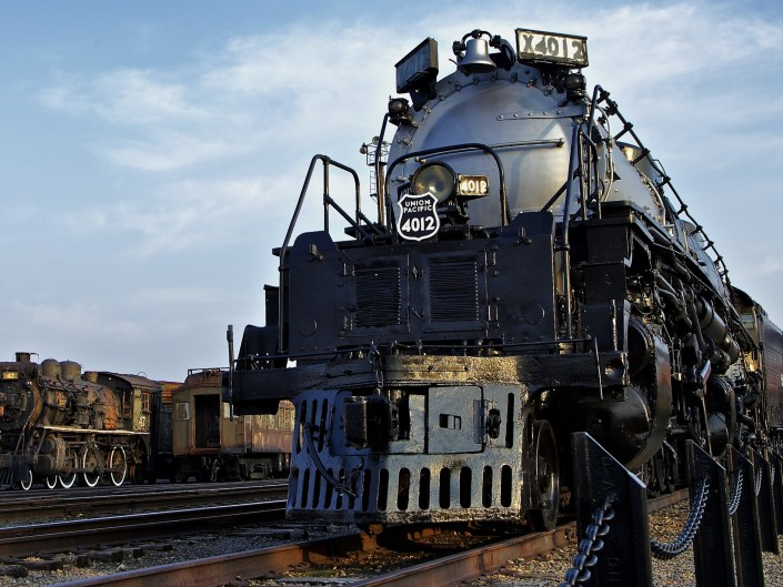 Steamtown, Scranton, The Electric City, Steamtown National Historic Site