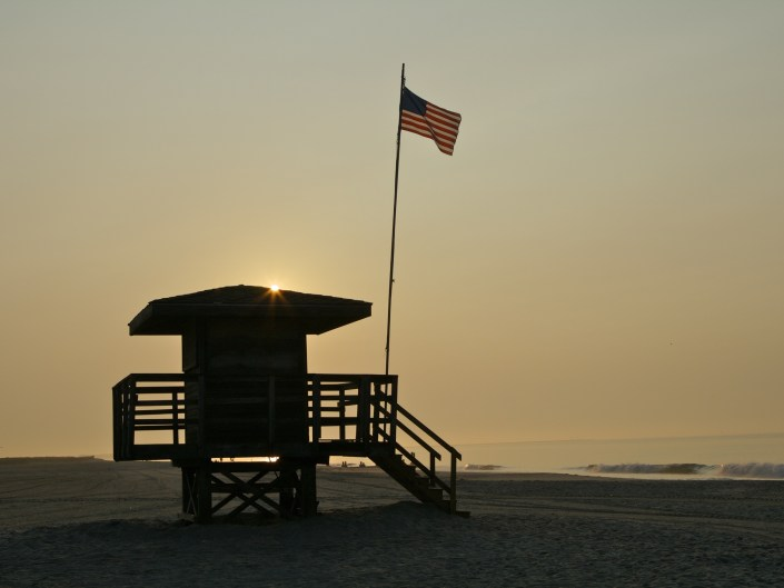 Cape May Lifeguard Stand #2
