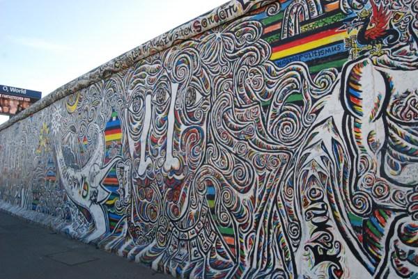 Checking Berlin Street Art Scene Kathyfergusonartcom