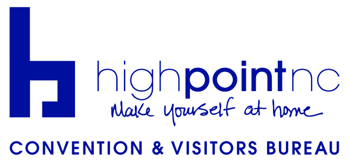 High Point Convention & Visitors Bureau logo