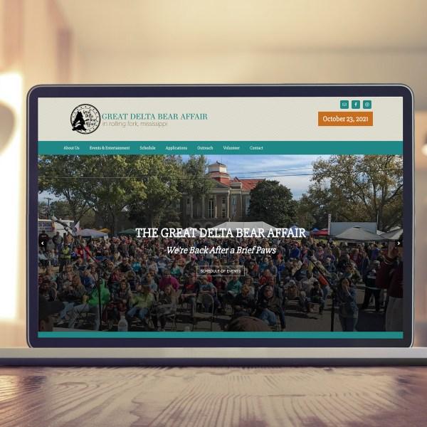 Great Delta Bear Affair Website