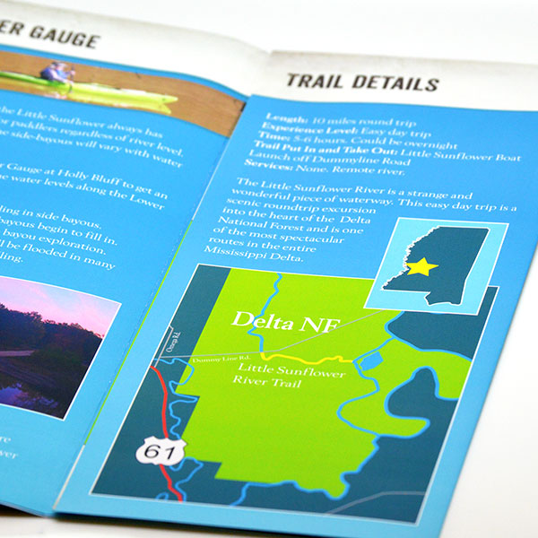 Little Sunflower River Trail Brochure