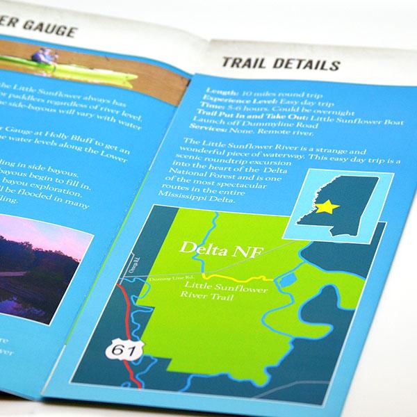 Little Sunflower River Trail Brochure