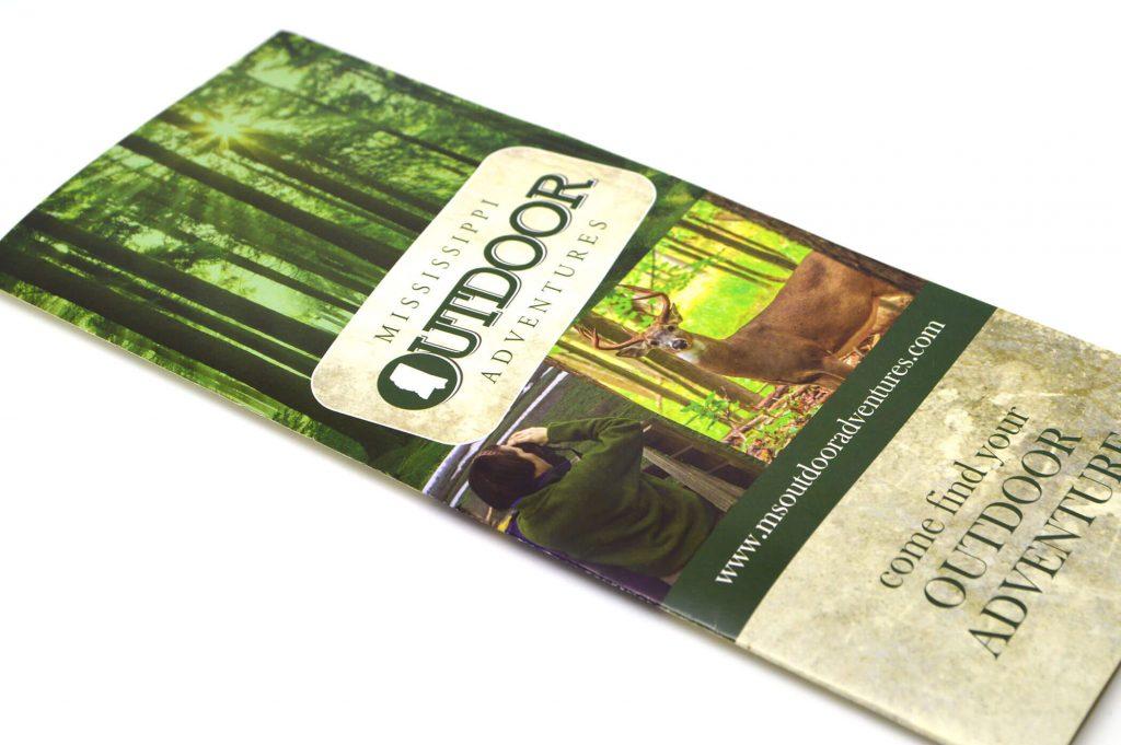 Mississippi Outdoor Adventures Brochure