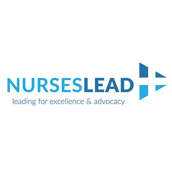 Nurses Lead Logo