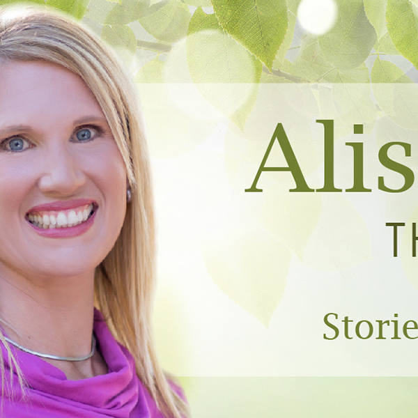 Facebook Page Header for Author Alison Buehler