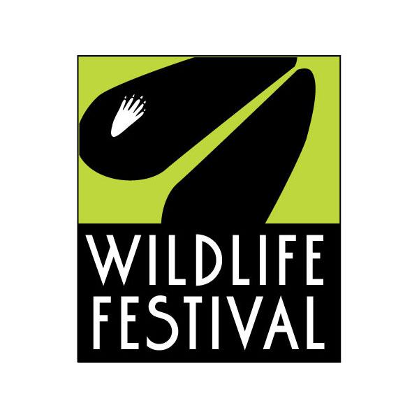 Logo Design for Wildlife Festival at Newton Demonstration Center
