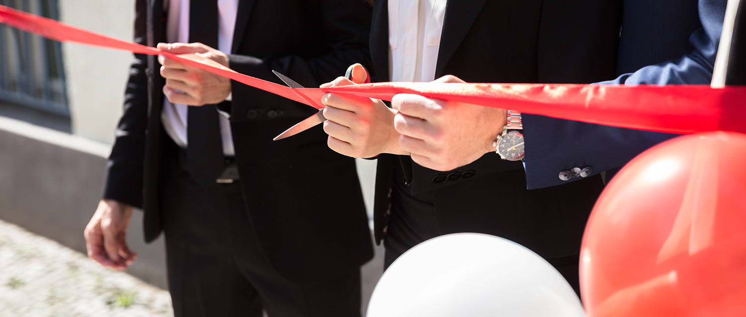 A New Look at the Chamber of Commerce Ribbon Cutting