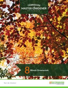 UT Master Gardener Handbook Chapter 8 Cover