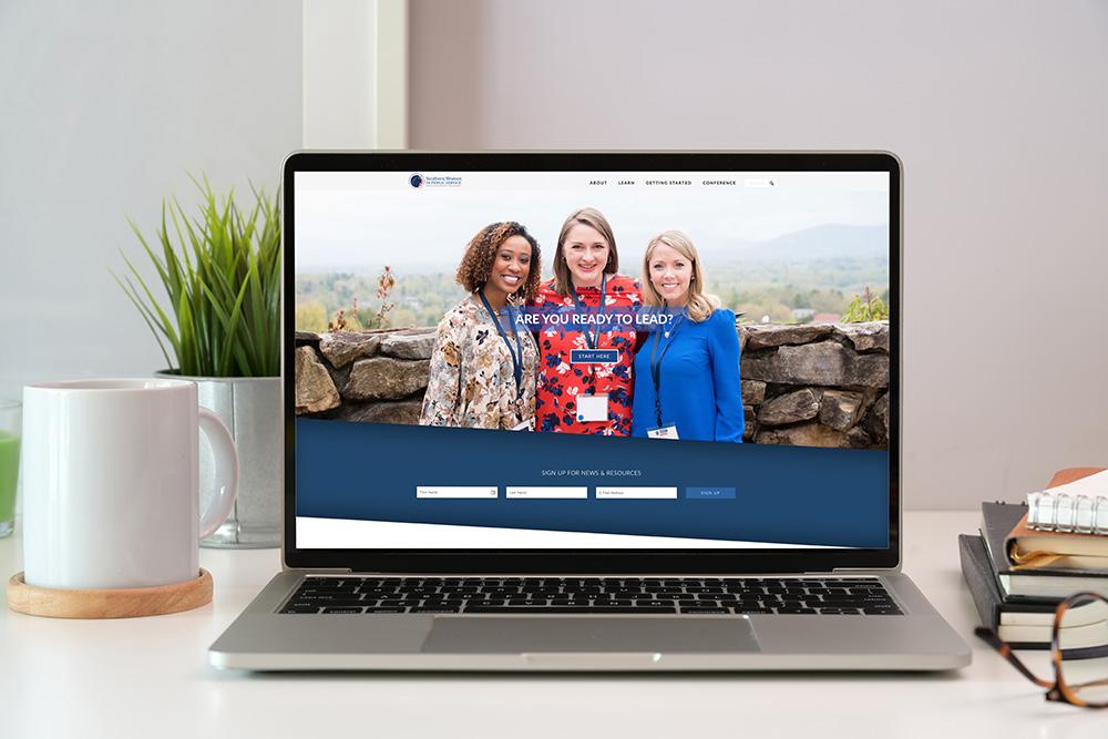 Southern Women in Public Service Website