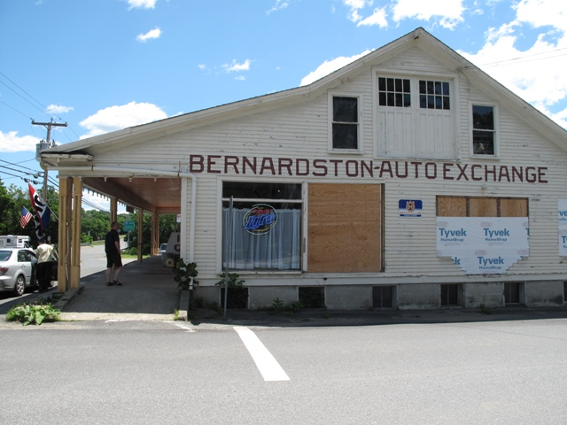 Bernandston Auto Exchange