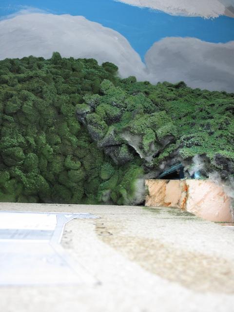 Martin Machine background hills