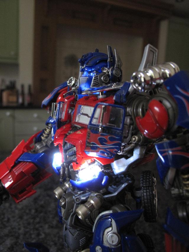Optimus lights