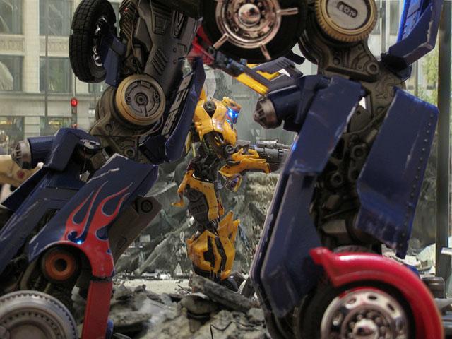 Transformers legs