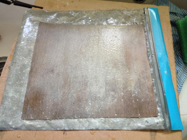 Grey cedar grill wrap