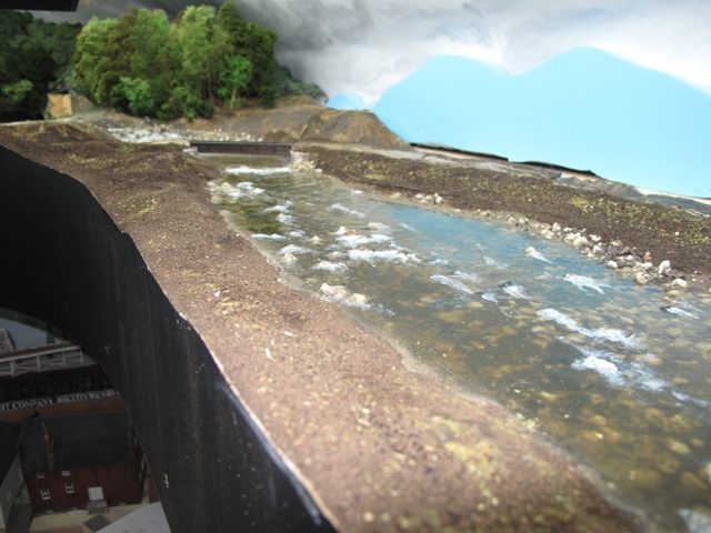 Upper Level river