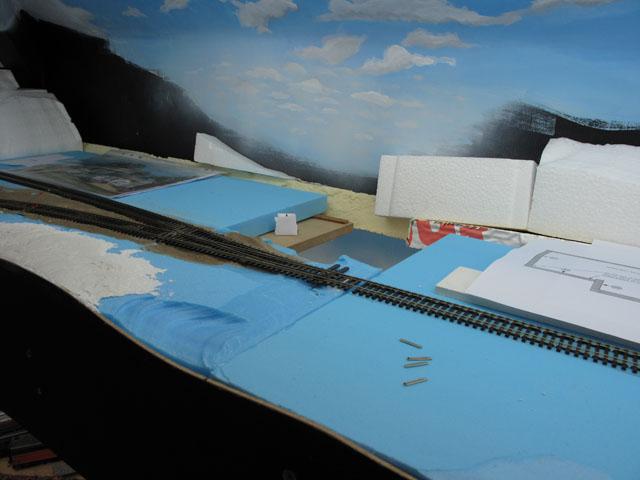 upper level track