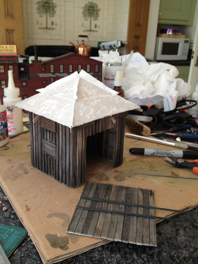 Tissue roof