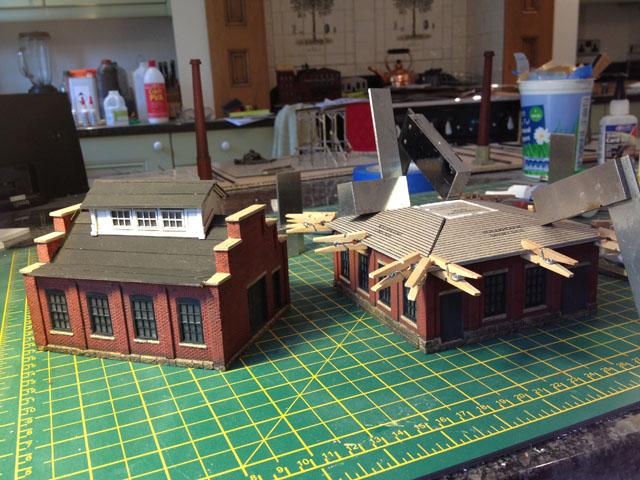 Boiler House Roofs