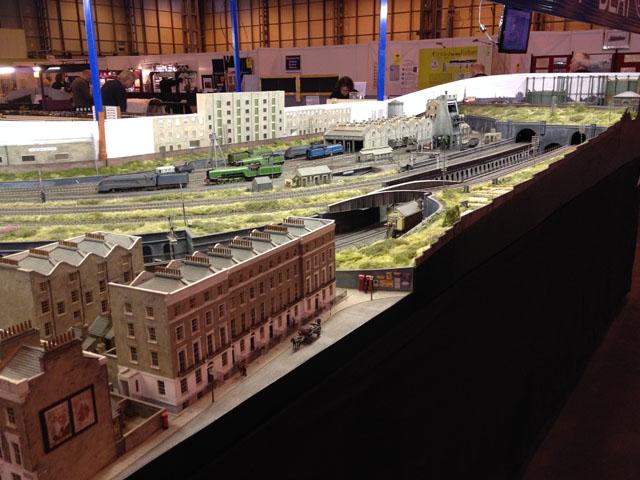 Warley Model Railway Exhibition Kathy Millatt