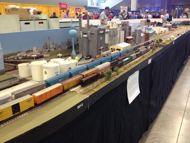NTS layout