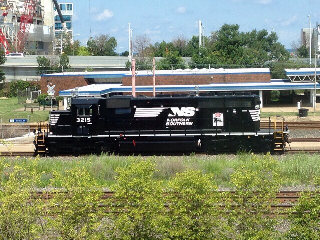 Norfolk Southern Convention special loco