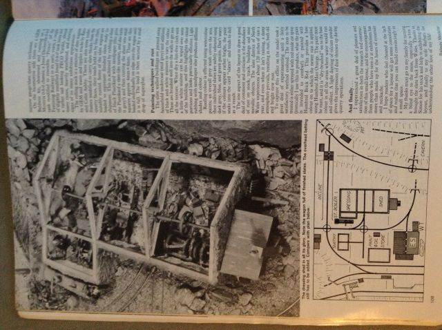 Railway Modeller March 1985