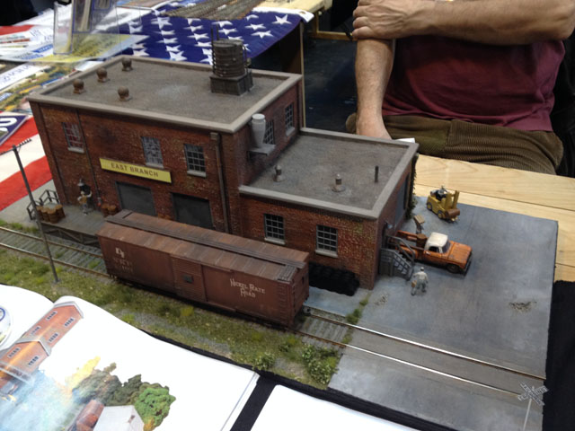 US layouts at Warley 2014