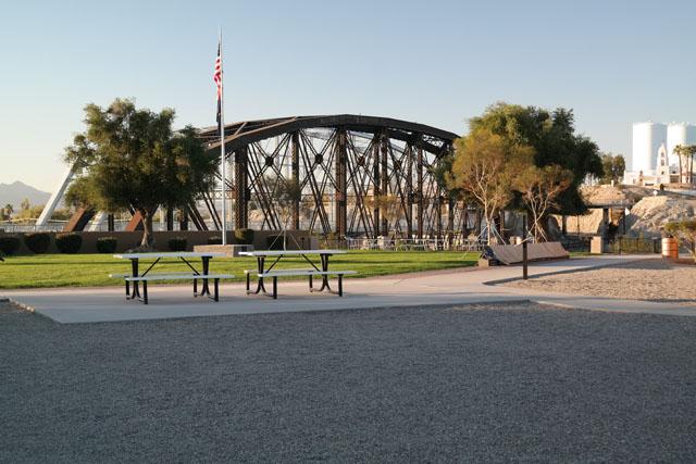 Yuma Railroad Bridge