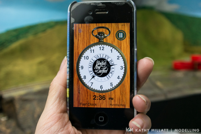 Iphone Fast Clock