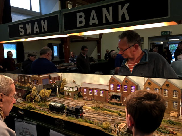 Swan Bank at Solihull MRC 2015