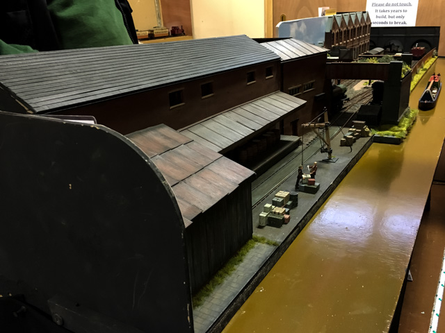 Little Kidmore Wharf at Solihull MRC 2015