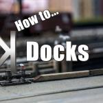How to Model Dock Bollards and Edges