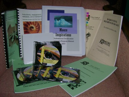 hypnosis certification materils