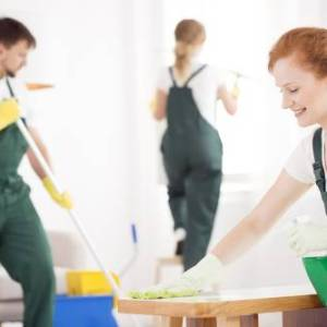 Home cleaning services see big drop in business during pandemic