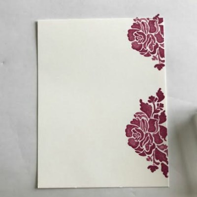Floral Phrases DIY Designer Series Paper