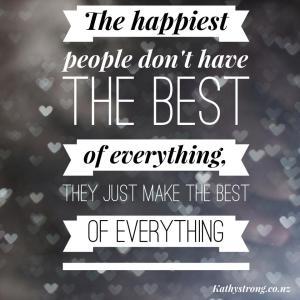 happiest