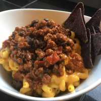 Kathy's Yummy Vegan Chili Mac...Kid Tested; Mother Approved